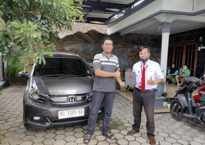 Foto Serah Terima Mobil Honda Tulungagung (4)